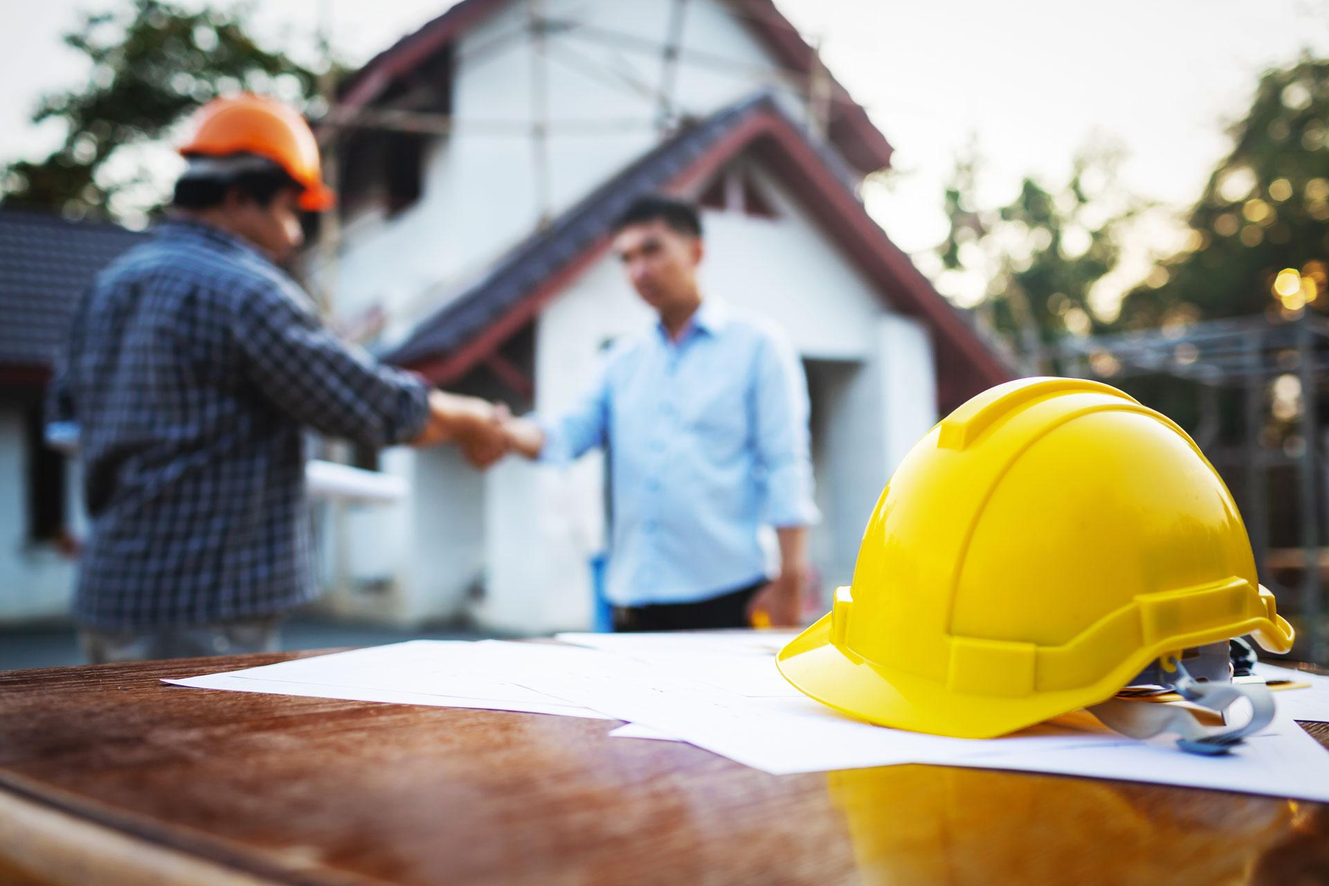 Begroting huis bouwen