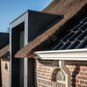 De Wijk - woonboerderij renovatie Echt Gerrits
